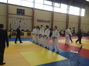 Sucy Judo au tounoi de Montreuil 2013