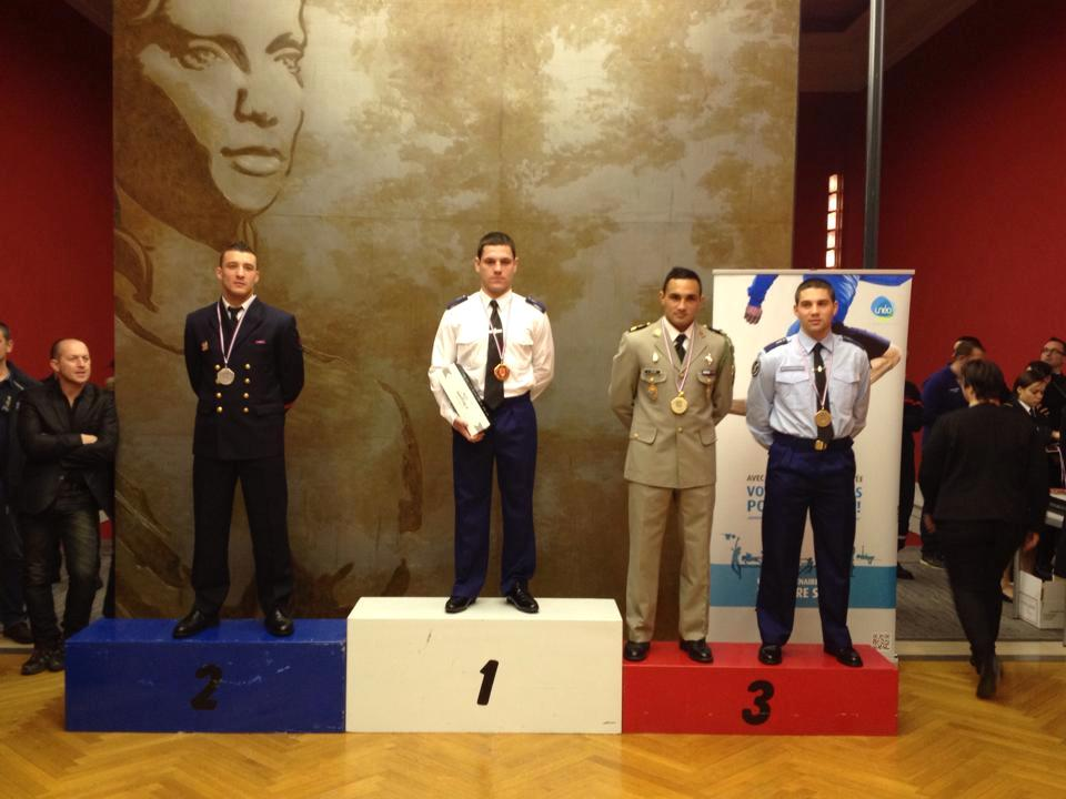 Ludovic cavallera remporte les championnats de france militaires de judo 2014 sucy judo - Porte ouverte base aerienne saint dizier 2017 ...