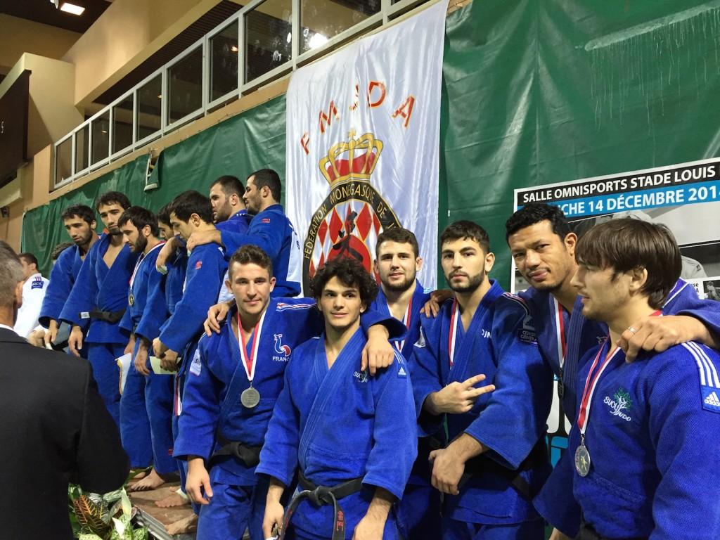 Sucy Judo et OJ NIce au Tournoi de Monaco 2014