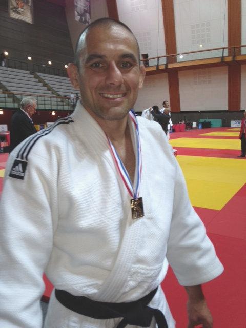 Christophe le gorbelec remporte la coupe de france des - Institut national du judo porte de chatillon ...