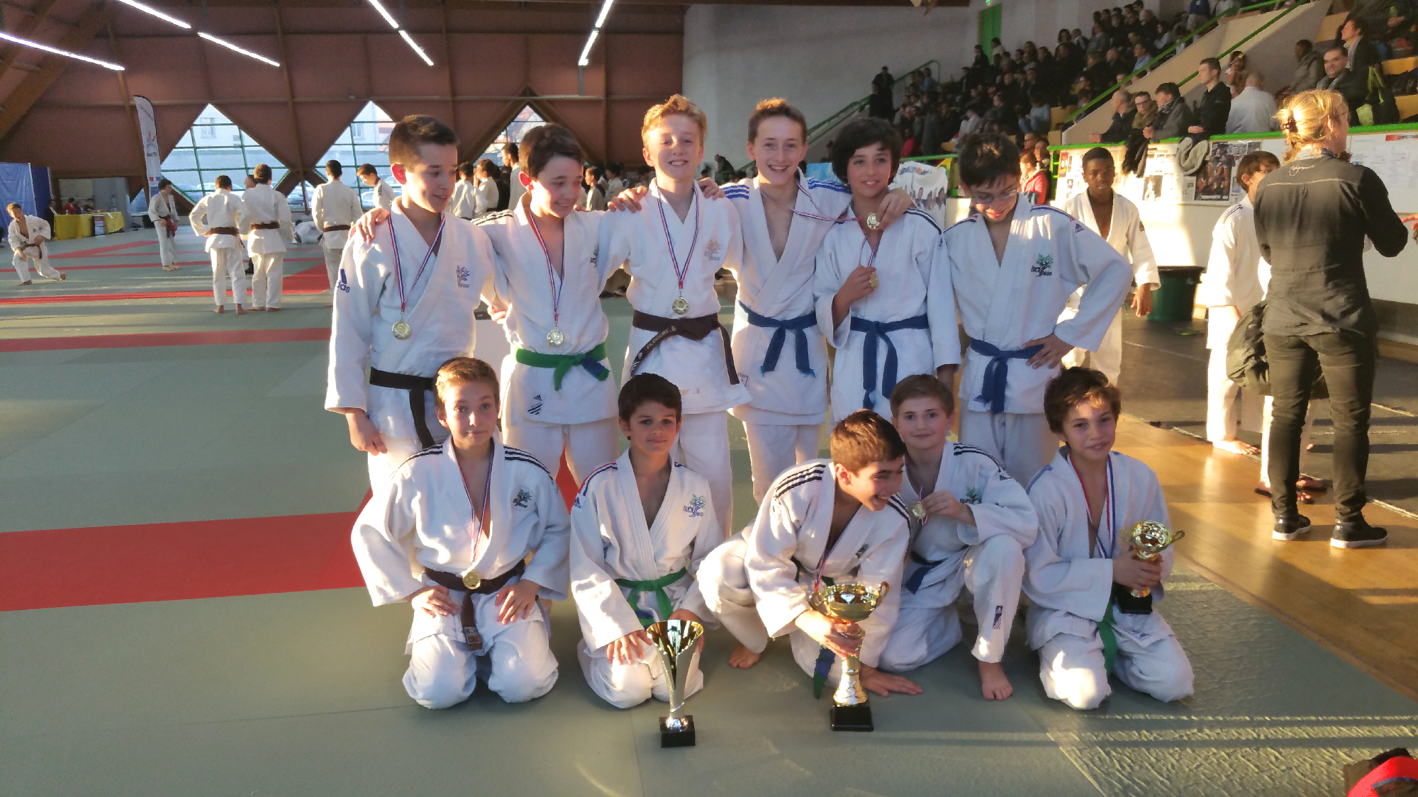 club judo 94