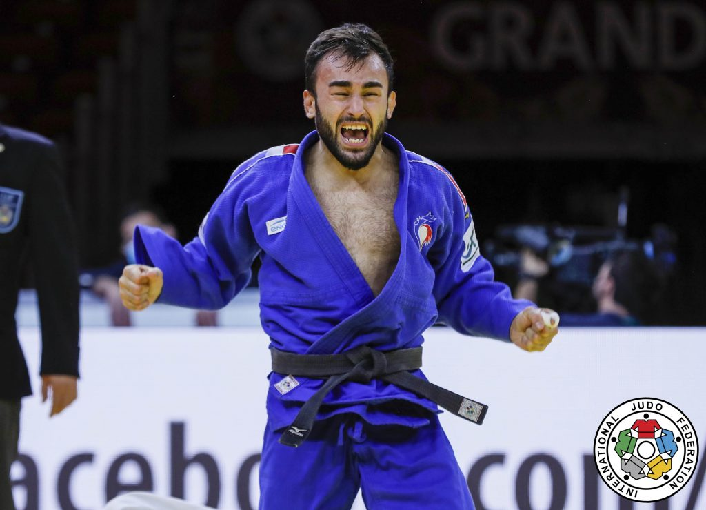 Budapest Grand Slam 2020 - Photo : Gabriela Sabau / IJF